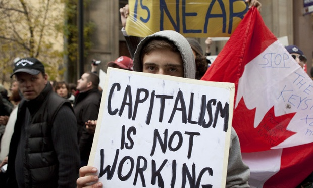The Future of the Occupy Movement