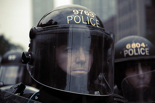 Charge, Try, Jail Criminal Cops of the Toronto G20 Summit