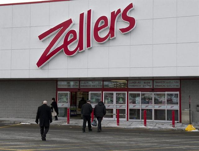 Zellers workers on Target for their rights