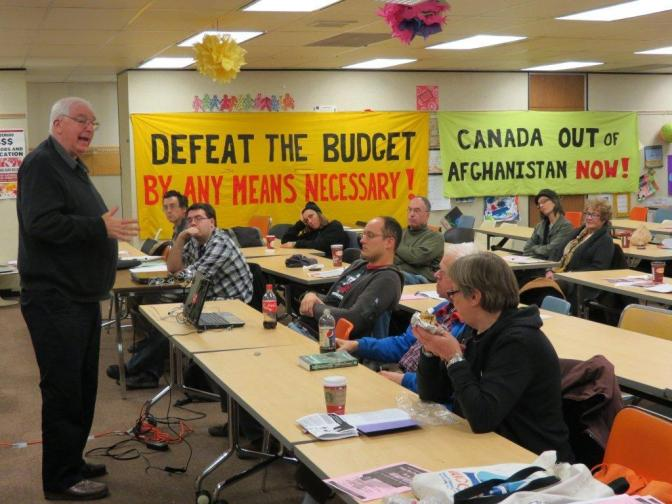 Pictures from the 5th annual SA Education for Activists Conference in Toronto