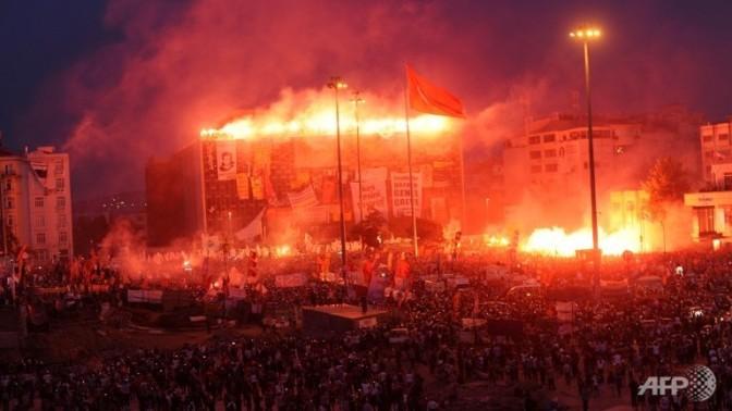 Turkey is in Revolt