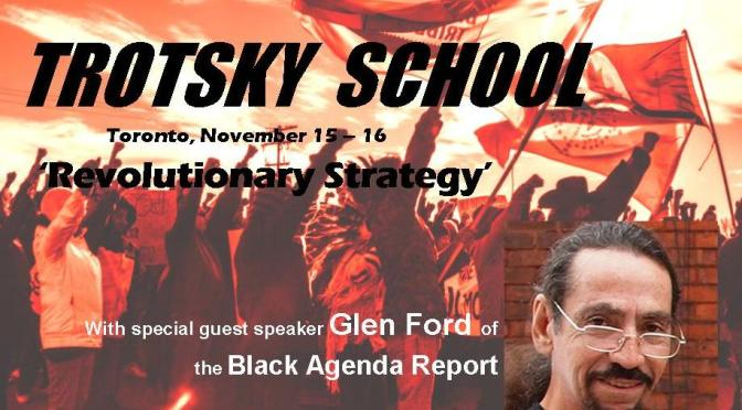 Education for Activists Conference   November 15 – 16