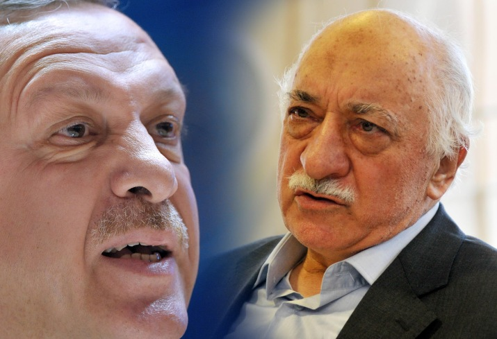BUSINESS-GULEN-ERDOGAN