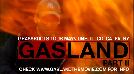 Guest speaker Lana Goldberg on Gasland 2