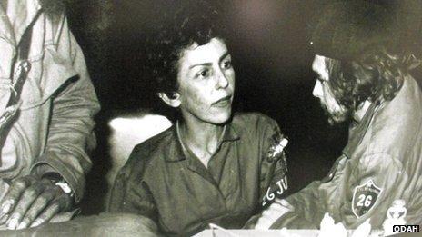 Celia Sanchez, Heroine of the Cuban Revolution