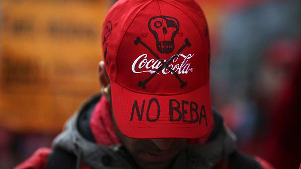 'Boycott Coca Cola' say workers in Spain