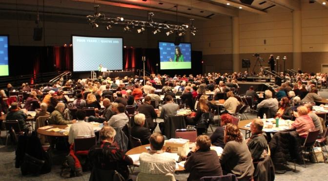 Hollow victory for Ontario NDP LeaderHorwath