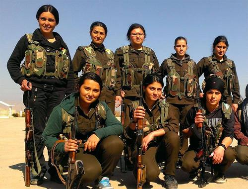 The battle for Kobani – Self-Determination for Kurdistan