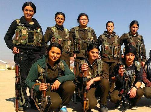 The battle for Kobani – Self-Determination for Kurdistan