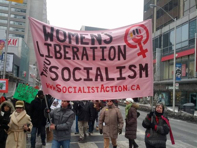On the 104th Anniversary of IWD – For Feminism and Socialism!