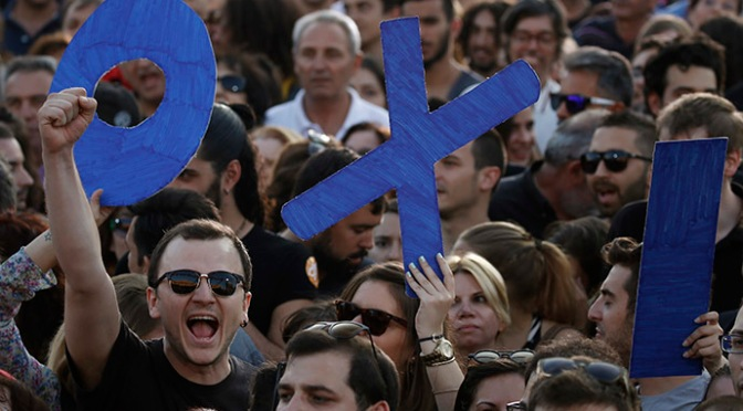 Capitalist Austerity or Socialist Revolution — Greece and Beyond