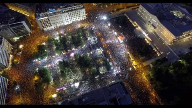 Capitalist Austerity or Socialist Revolution – Greece and Beyond!