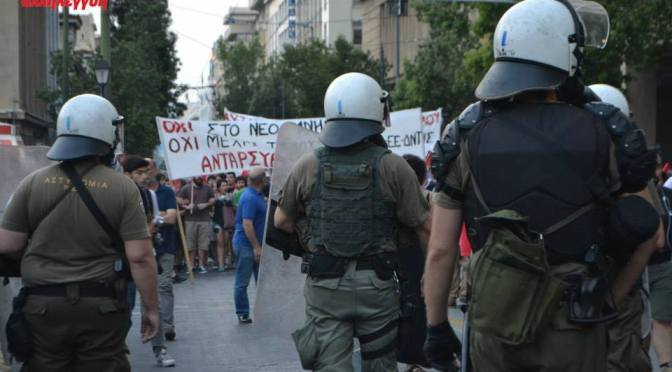 The Panitch-Gindin Attack on the Greek Left
