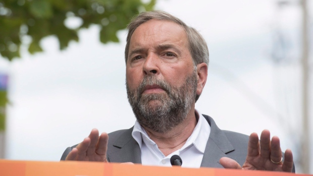 Pharmacare: What are you waiting for, Tom Mulcair?