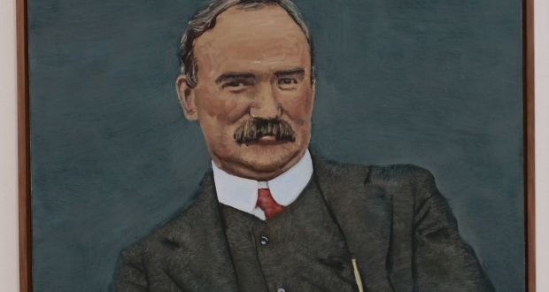 """""""James Connolly and the Reconquest of Ireland"""""""