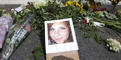 ¡Heather Heyer, presente!
