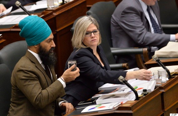 Who is Jagmeet Singh?