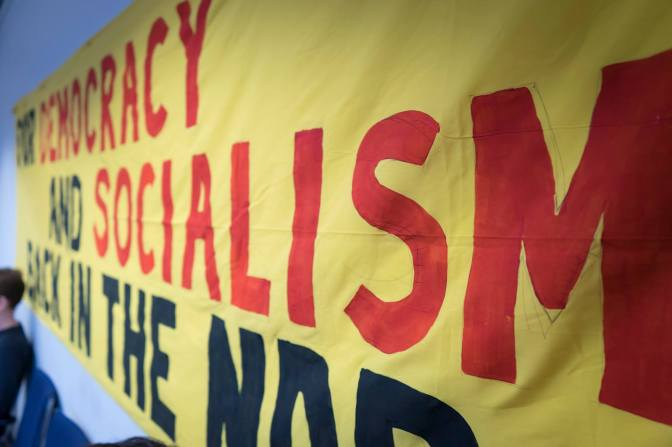 2017 NDP Socialist Caucus National Conference