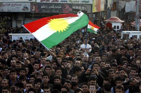 Solidarity with Kurdish Workers' uprising
