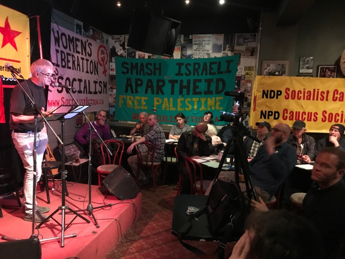 Toronto's 32nd Socialist May Day Celebration