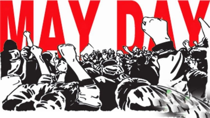 The Farcical May Day March in Toronto