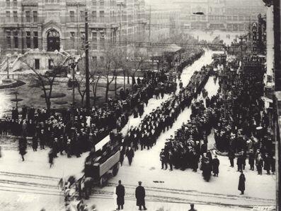 The Winnipeg General strike in the Context of the Bolshevik Revolution