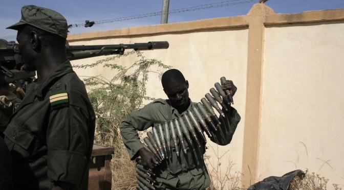 Canada joins war in Mali