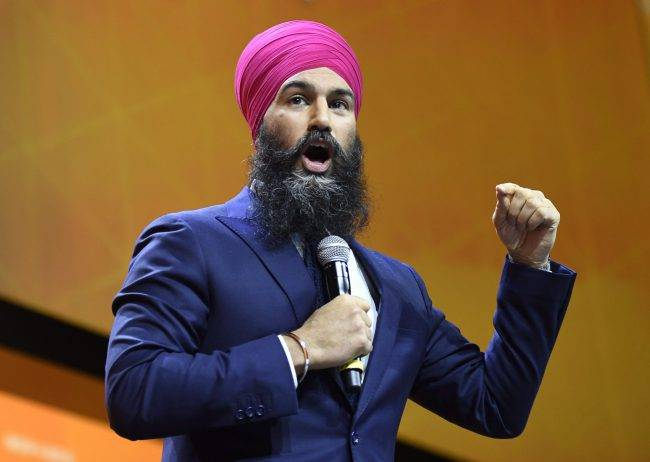 Will Jagmeet Singh's campaign in Burnaby South save the NDP?