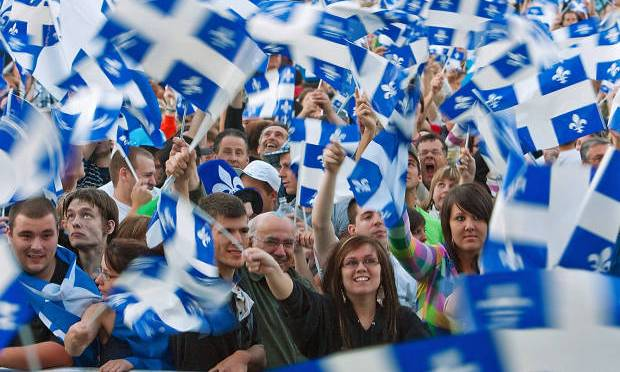 Quebecois go to the polls