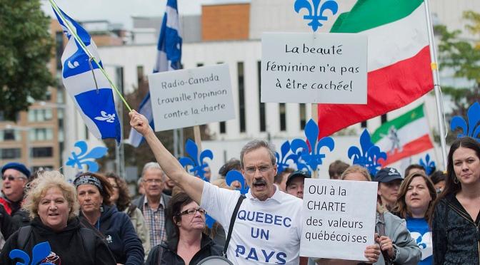 Les Québécois vont aux urnes