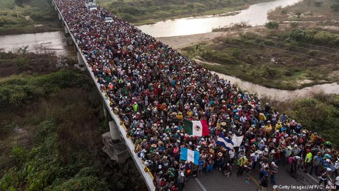The Caravan that Defies Borders