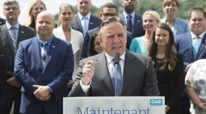 Quebec: CAQ in power, QS on the rise