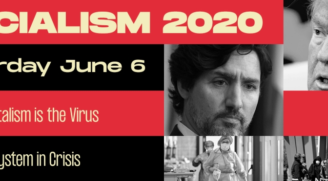WEBCAST: SOCIALISM 2020